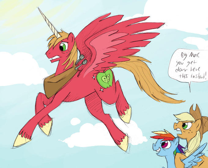 Still a better alicorn than Twilight
