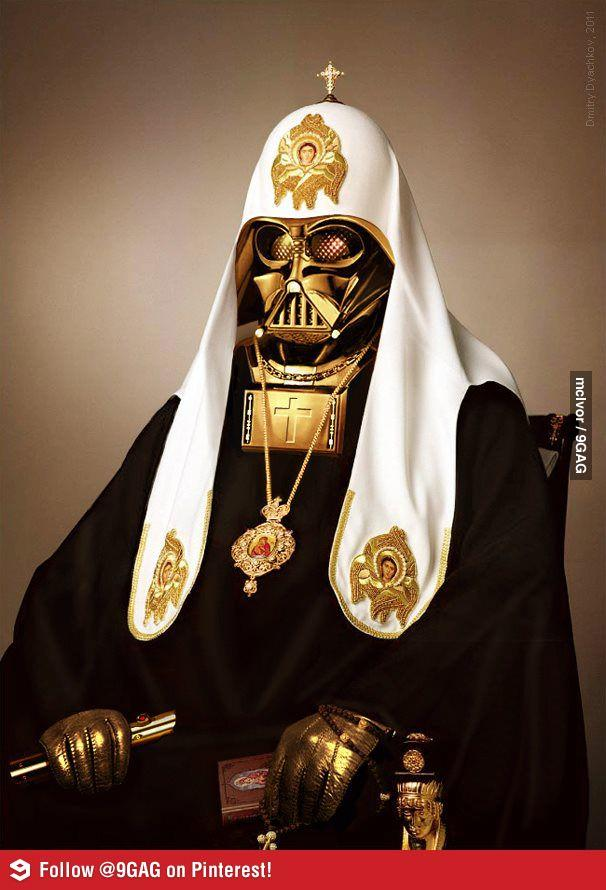 &quot;Episode IV: A New Pope&quot;