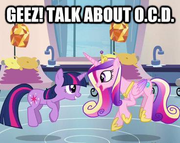 geez! talk about o.c.d.