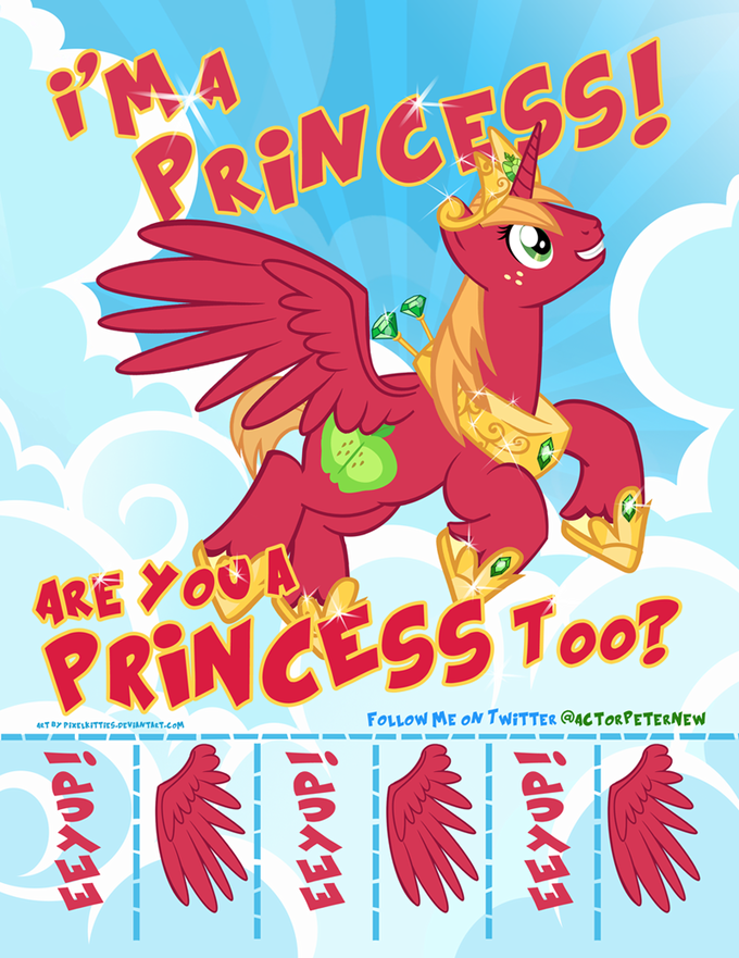 Princess Big Macintosh