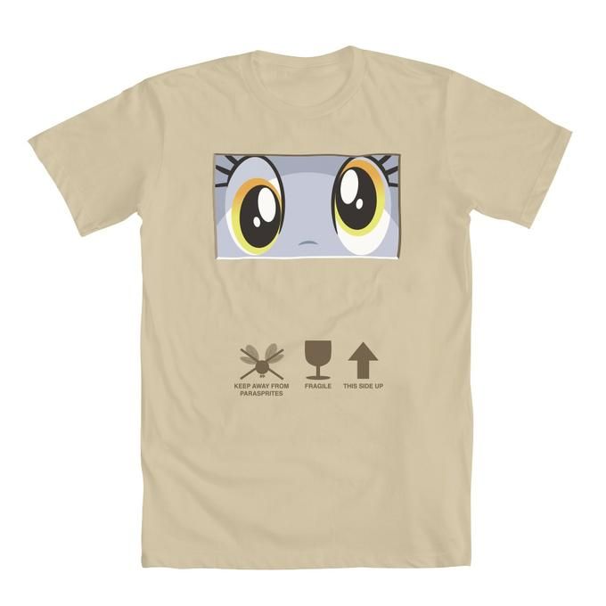WeLoveFine's Derpy in a Box Shirt