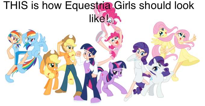 agree my little pony equestria girls know your meme