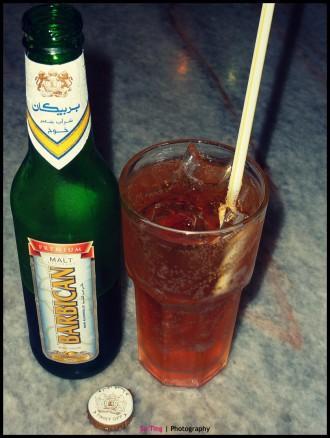 Non-alcoholic beer (muslim beer)