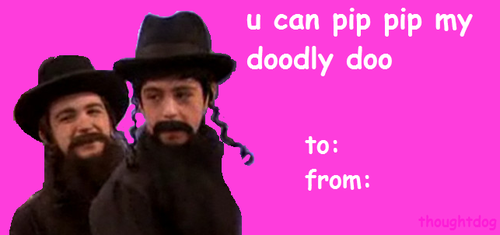 U Can Pip Pip My Doodly Doo To: From: HoughTdog