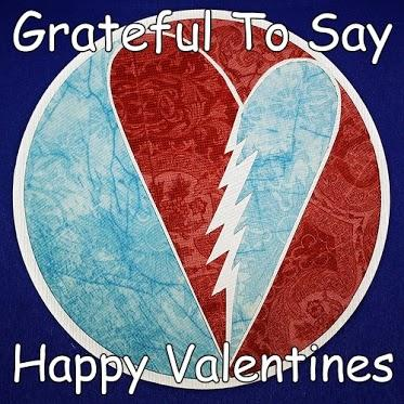 Grateful To Say Happy Valentines