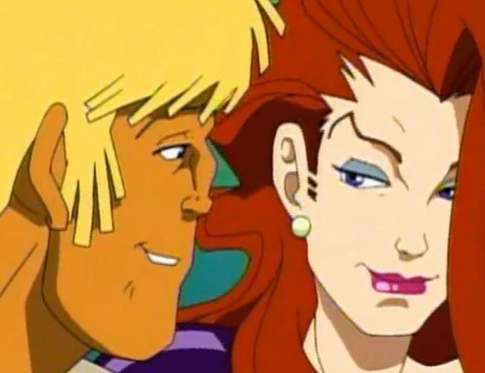 Elaine and Lucas