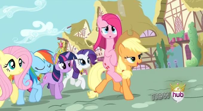 Pony ride! Get it?
