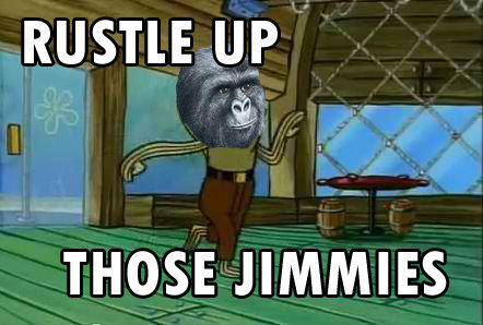 Rustle up those Jimmers