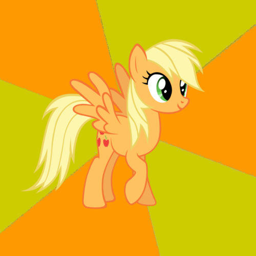 Appledash meme template
