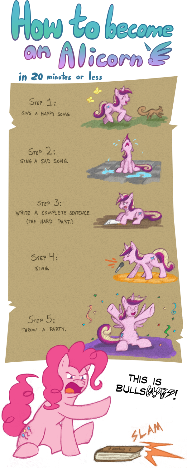 How to Become an Alicorn in 20 Minutes or Less