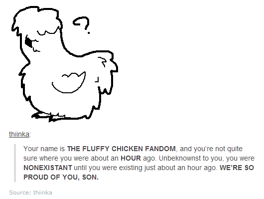 The Fluffy Chicken Fandom