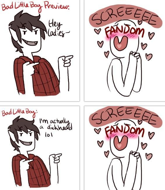 Marshall Lee: Still loved by the fandom