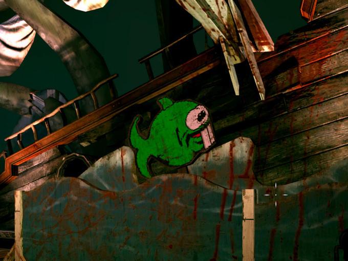 Dopefish In Rage