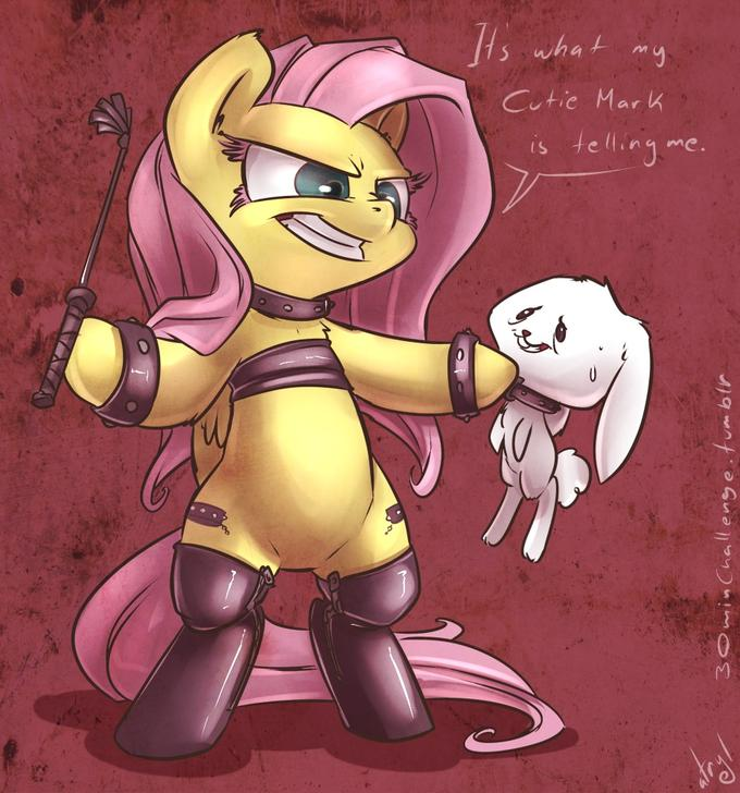 It's what my Cutie Mark is telling me.