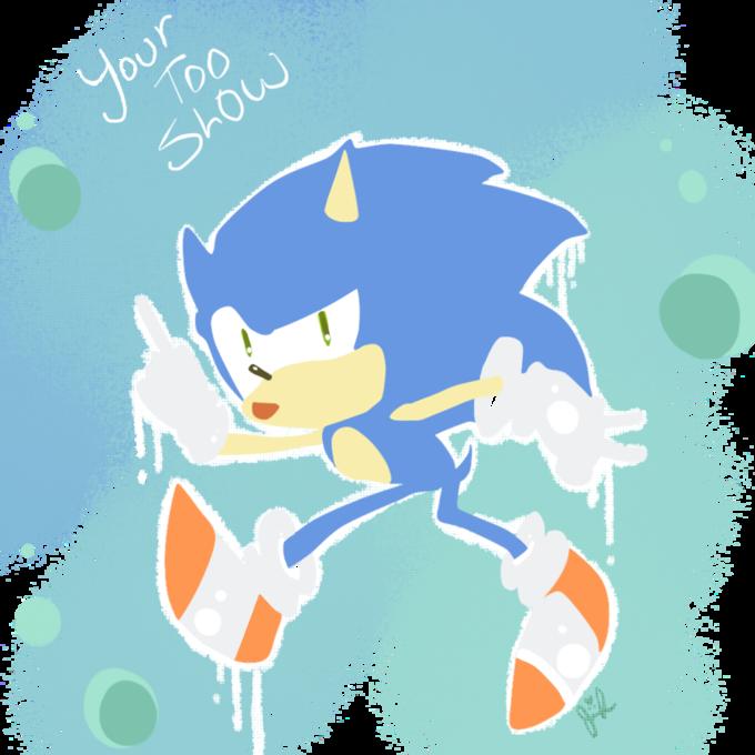 Cocky Sonic