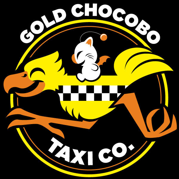 Kari Fry's Gold Chocobo Taxi Co.