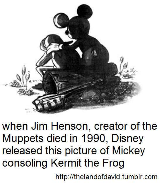 Dat feel when no Jim Henson