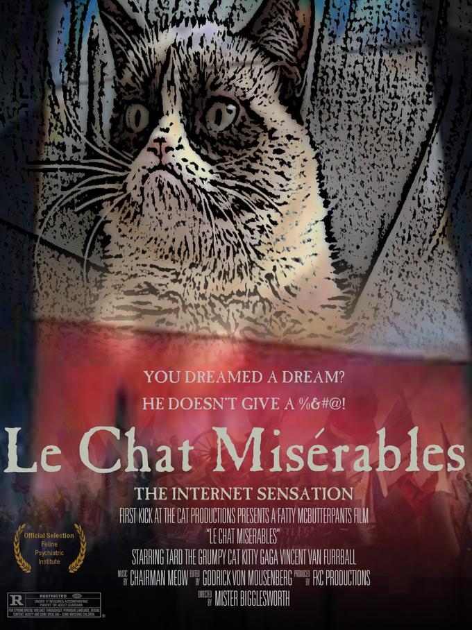 Le Chat Miserables