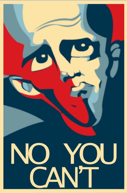Megamind Alternative poster