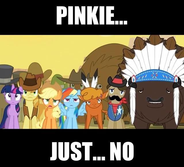 Pinkie Don't sing