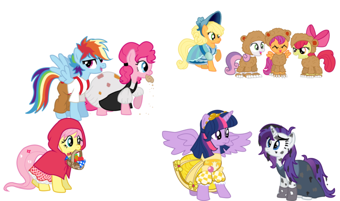 Pony Fairy tale