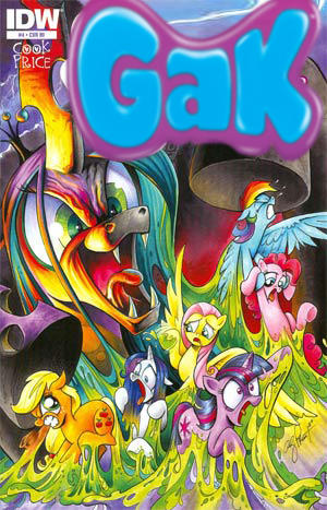 The all-pony edition of GAK #4
