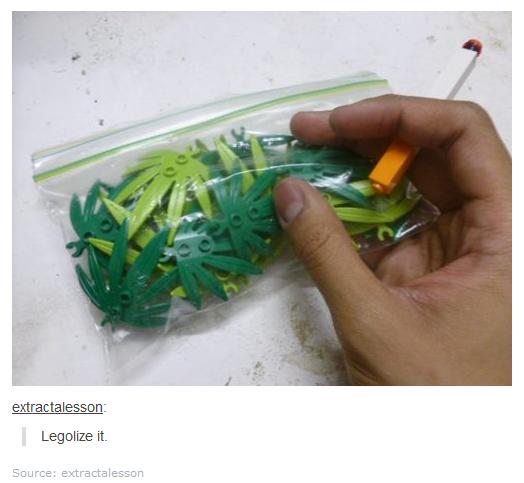 Legolize Marijuana