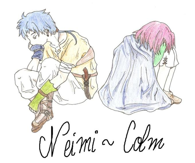 Neimi and Colm