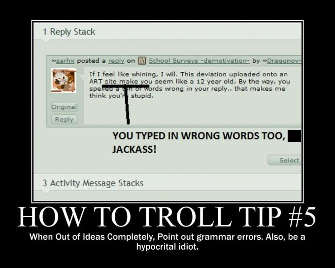 How To Troll #5
