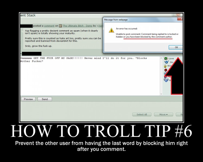 How To Troll #6