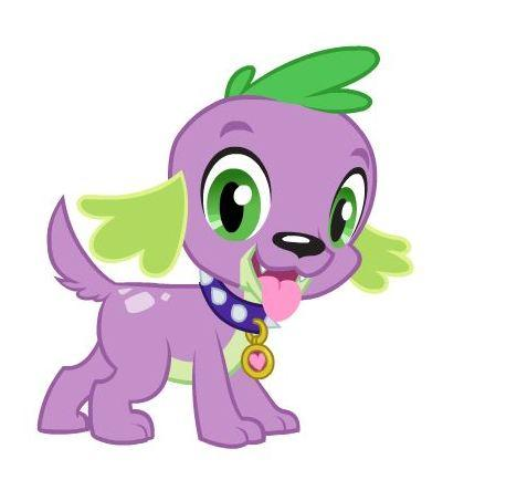 spike in equestria girls official