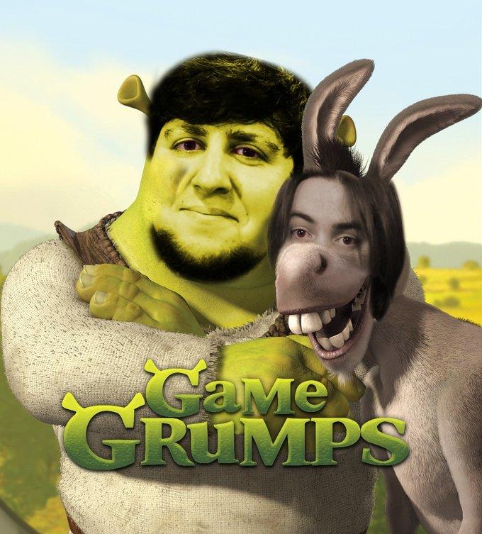 ShrekTron & Egodonkey