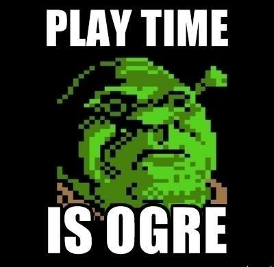 Play Time is Ogre