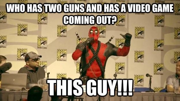 Deadpool Video Game Announcement