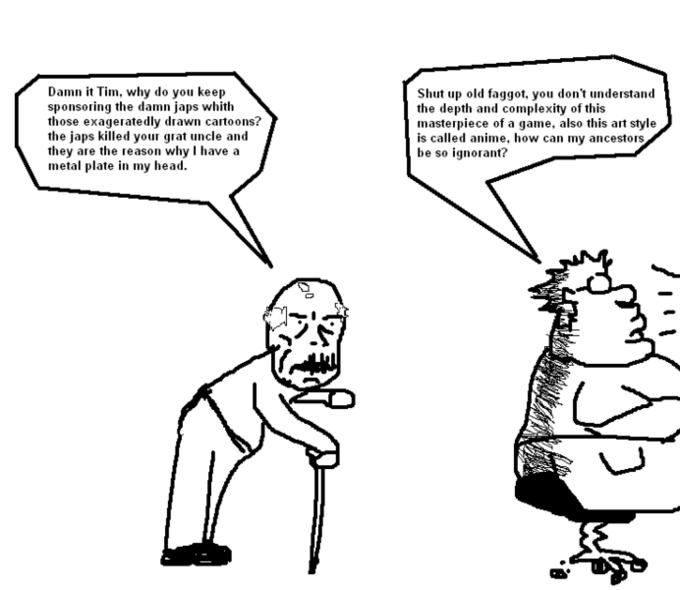Old Man Argument