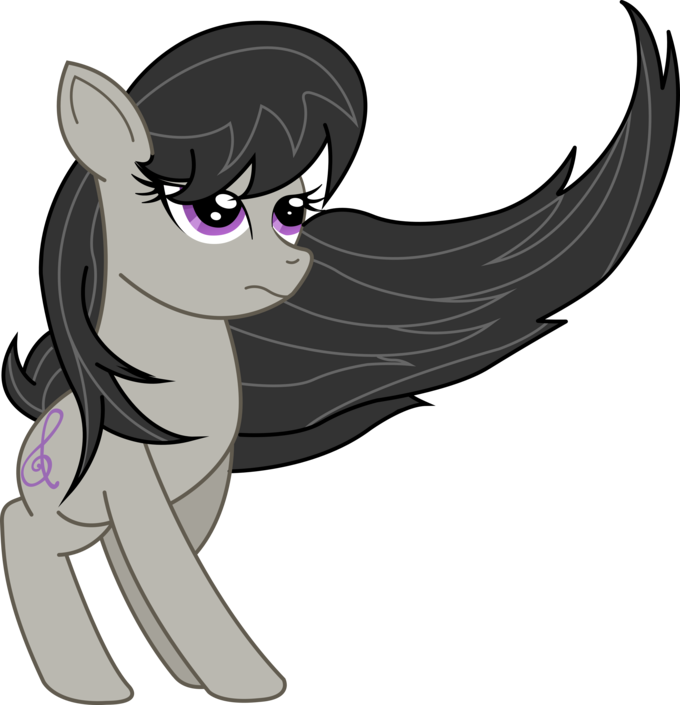 Glamour shot of Octavia