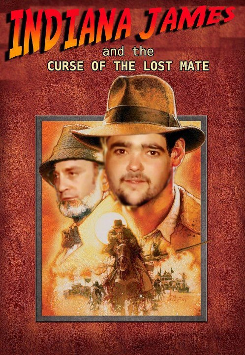Indiana James and the Curse of the Lost Mate