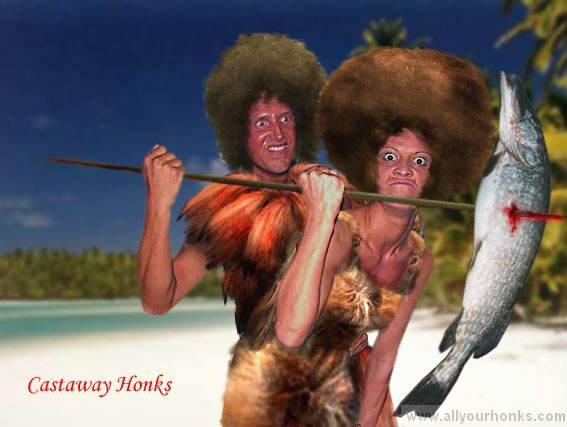 Castaway Honks
