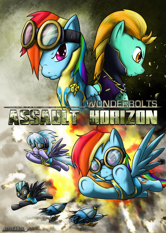 Wonderbolts: Assault Horizon