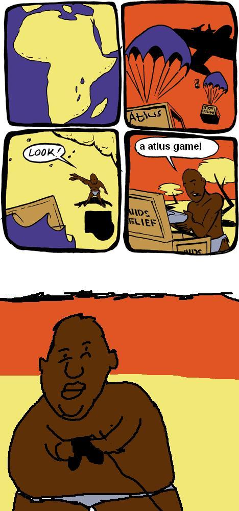 African Fatlus Gamers