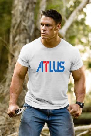 Manly Atlus Gamer