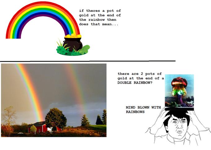 Rainbow MIND BLOW