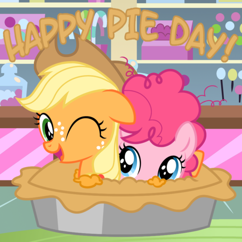 Happy (Belated) Pi Day