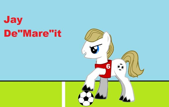Jay Demerit, US Men's Soccer player/Brony
