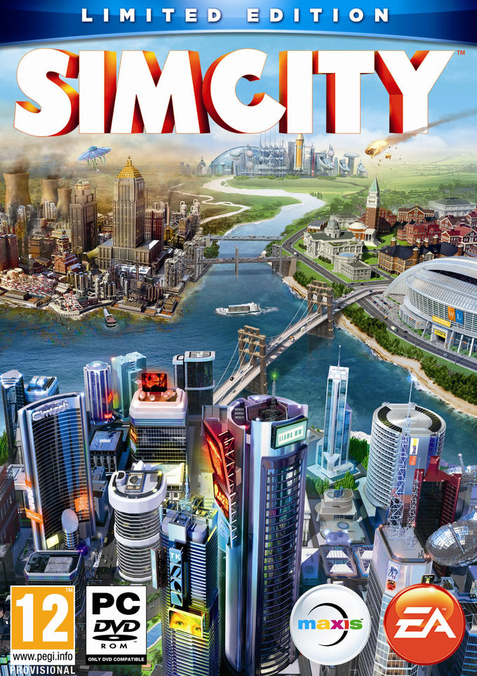 Remember When The SimCity Franchise Was Good?