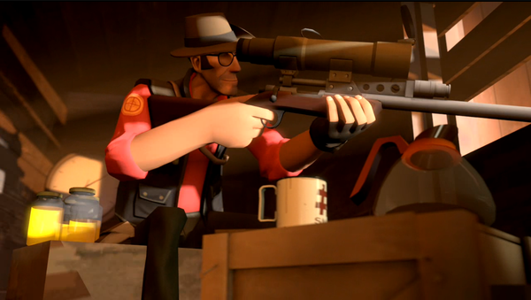 Team Fortress 2 Sniper