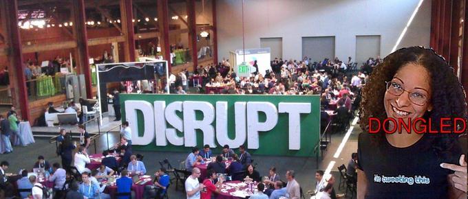 Adria Richards Disruption