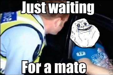 Forever Waitng Alone