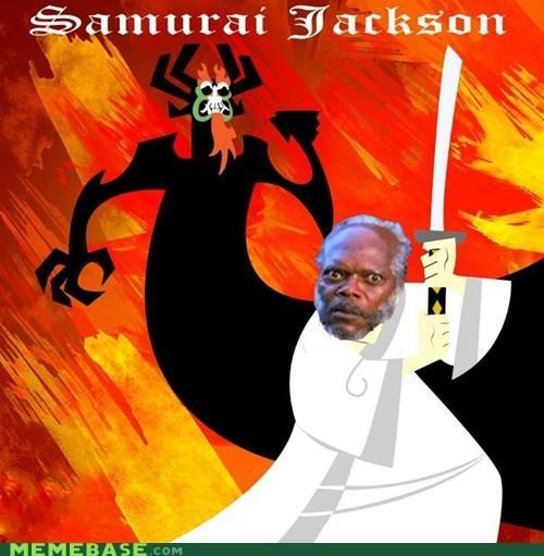 Samurai Jackson