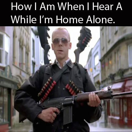 When I'm Home Alone